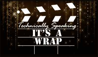article writing co its a wrap banner