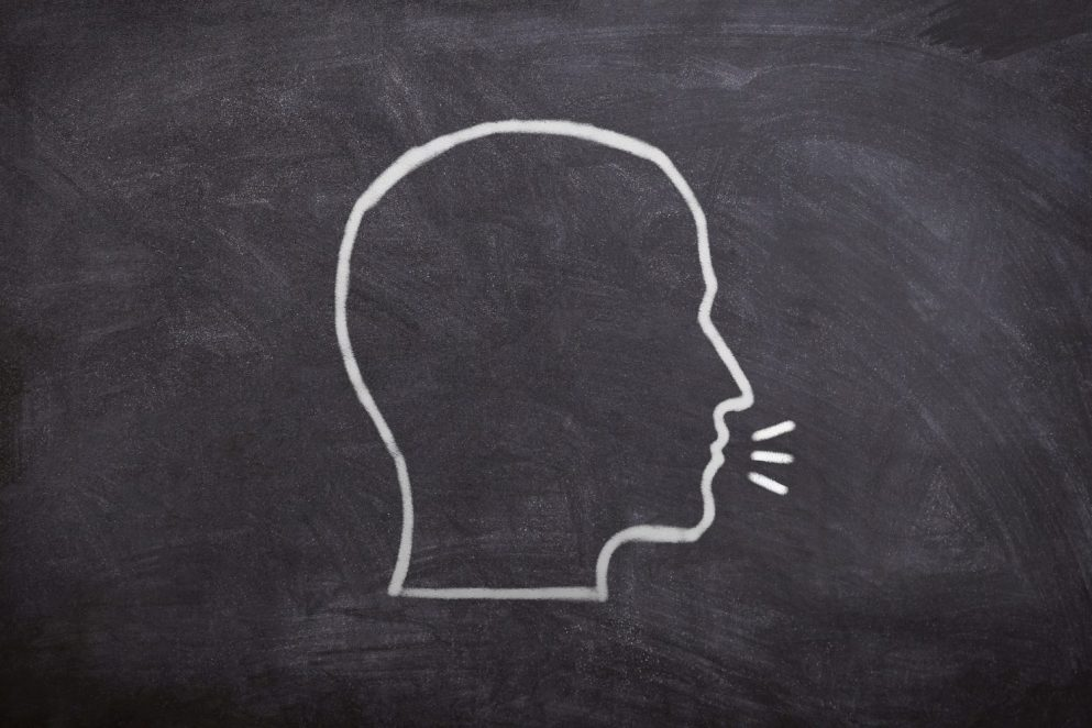 A company's voice can help them define who they are by creating a persona.
