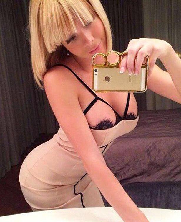 Hottest Selfies Alena-Politukha