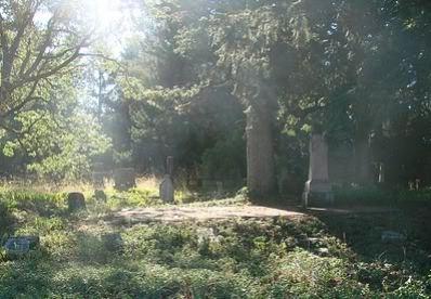Lafayette Masonic Cemetery Oregon