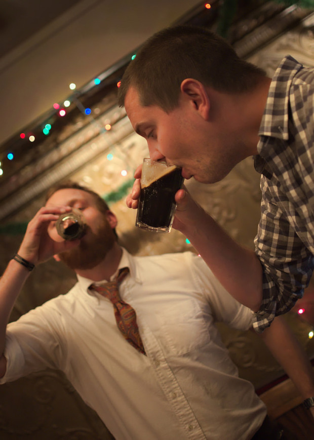 annoying types of drunks: The Professional