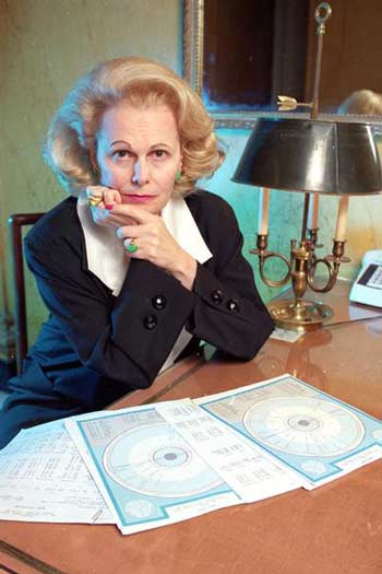 Reagan's Astrologer Joan Quigley