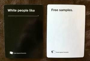 White People -- Free Samples