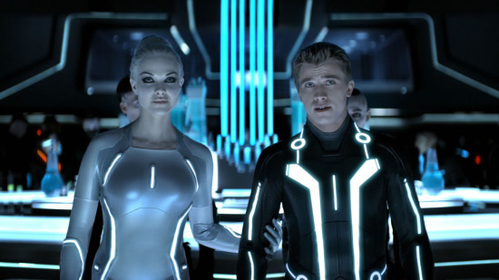 Garrett Hedlund in Tron Legacy