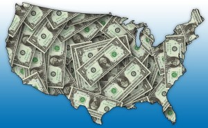 money in the US