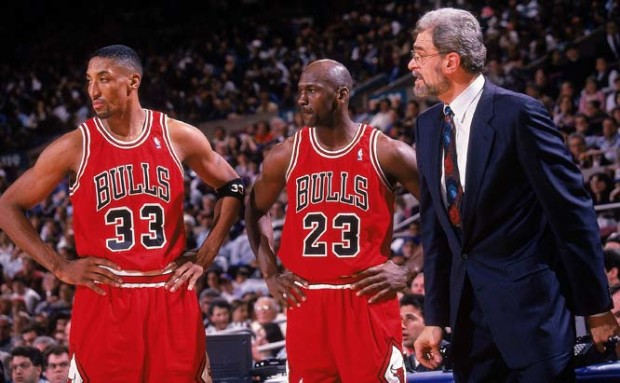 1995 Chicago Bulls