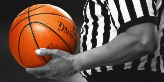 basketball rigged