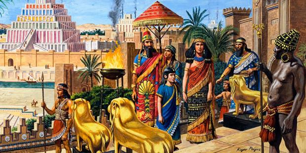 Costumes Throughout The Ancient World Egypt Mesopotamia