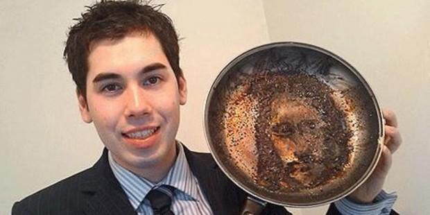 jesus frying pan