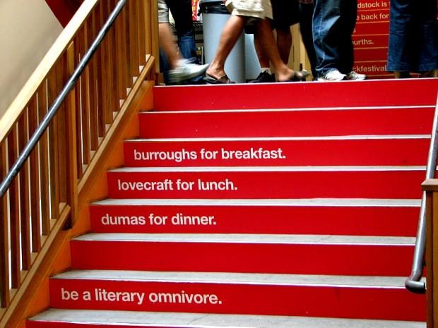 wordstock stairs