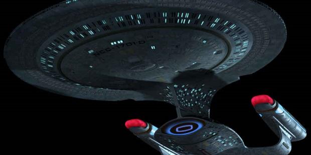 Star Trek Enterprise D
