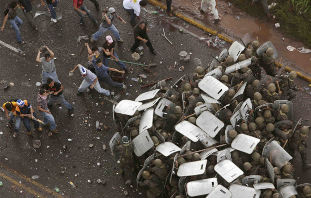 Honduran coup