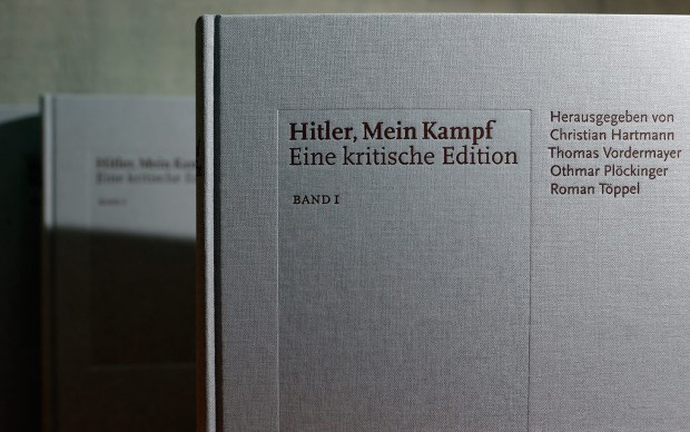 mein kampf: eine kritische Edition