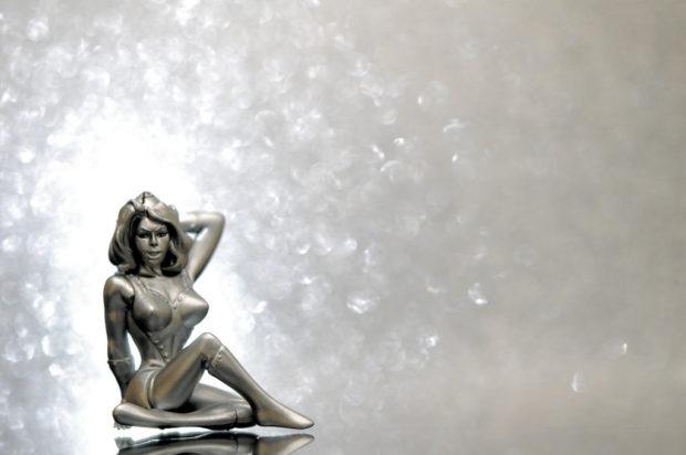 technosexuality: sexy robot lady