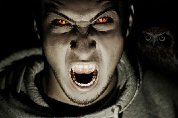 Photo: Vampire