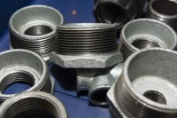 How to Seal Galvanized Pipe Fittings