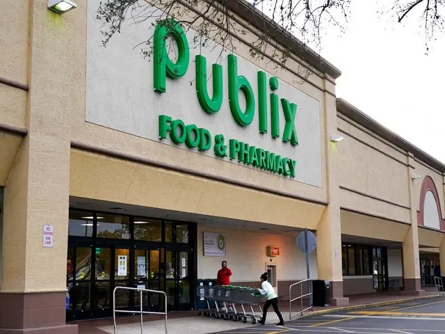 Publix Heiress Gave Group $150K To Promote Jan 6 Rally