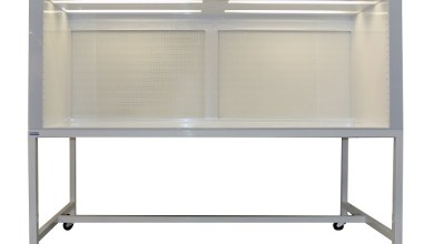 Photo of High Level Of Protection To Operator And Items With Laminar Flow Hoods
