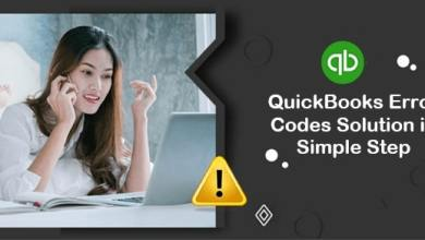 Photo of QuickBooks Error Codes Solution 24×7 in Simple Steps