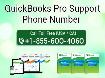 QuickBooks-Pro-Support-Phone-Number