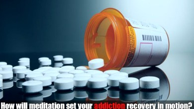 Photo of How will meditation set your addiction recovery in motion?