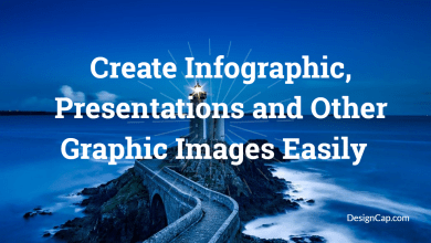Photo of DesignCap – Create Infographics, Presentations and Other Graphic Images Easily