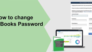 Photo of Change your QuickBooks Password for Admin and Other Users