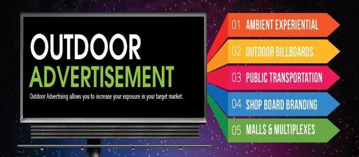 Outdoor Advertising Agencies Delhi