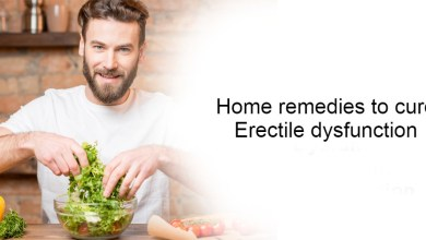Photo of Home remedies to cure Erectile dysfunction