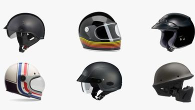 Photo of The beauty of Dot Half Helmets