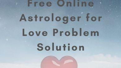 Photo of Free Online Astrologer for Love Problem Solution