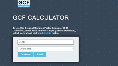 Photo of Best GCF Calculator