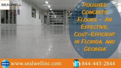 Photo of Polished Concrete Floors – An Effective, Cost-Efficient in Florida, and Georgia