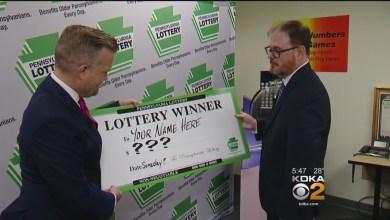 Photo of Pennsylvania Lottery Cash4life