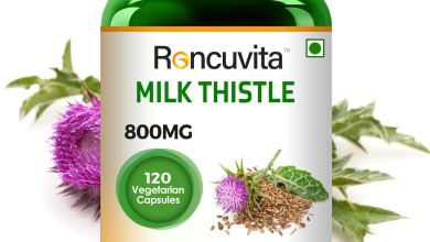Photo of Milk Thistle Capsules for Liver