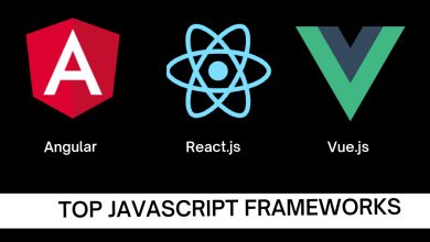 Photo of Which are the Top JavaScript Frameworks?