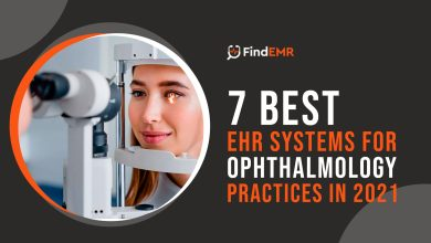 Photo of 7 Best EHR systems for ophthalmology practices in 2021