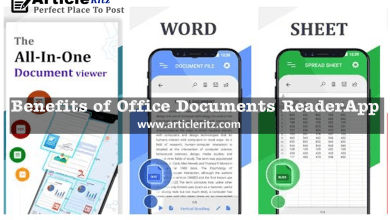 Photo of Benefits of Office Documents Reader app