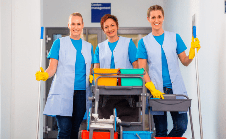 Commercial Cleaning in Mississauga