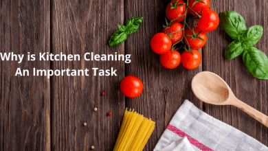 Photo of Why is Kitchen Cleaning An Important Task: Tricks To Clean Your Kitchen