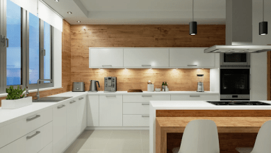 Photo of Mid-Century Modern Kitchen Simplicity In a Brilliant New Way