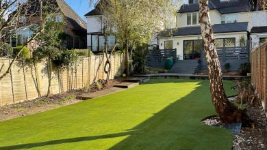Photo of Dog Friendly Artificial Grass