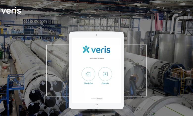Visitor Management system-Veris