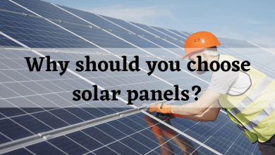 Photo of Why You Should Install Solar Panels On Your Home