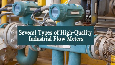 Photo of Several Types of High-Quality Industrial Flow Meters