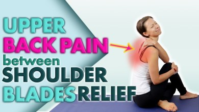Photo of Here's How Yoga Can Help You Treat Upper Back Pain