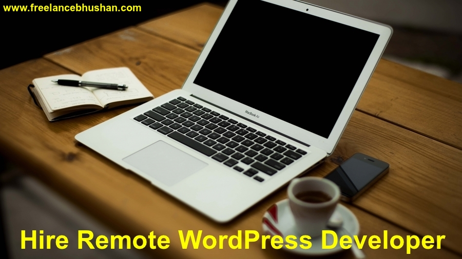 Remote WordPress developer