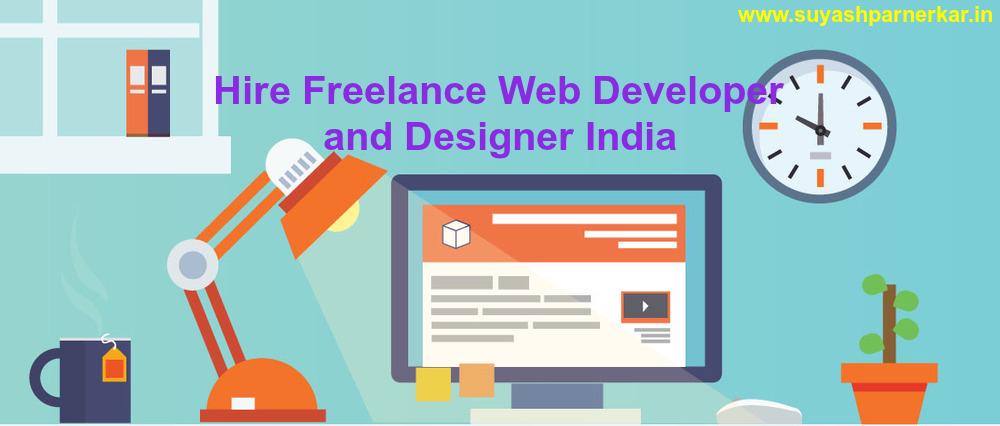 Hire Web Designer and Developer India