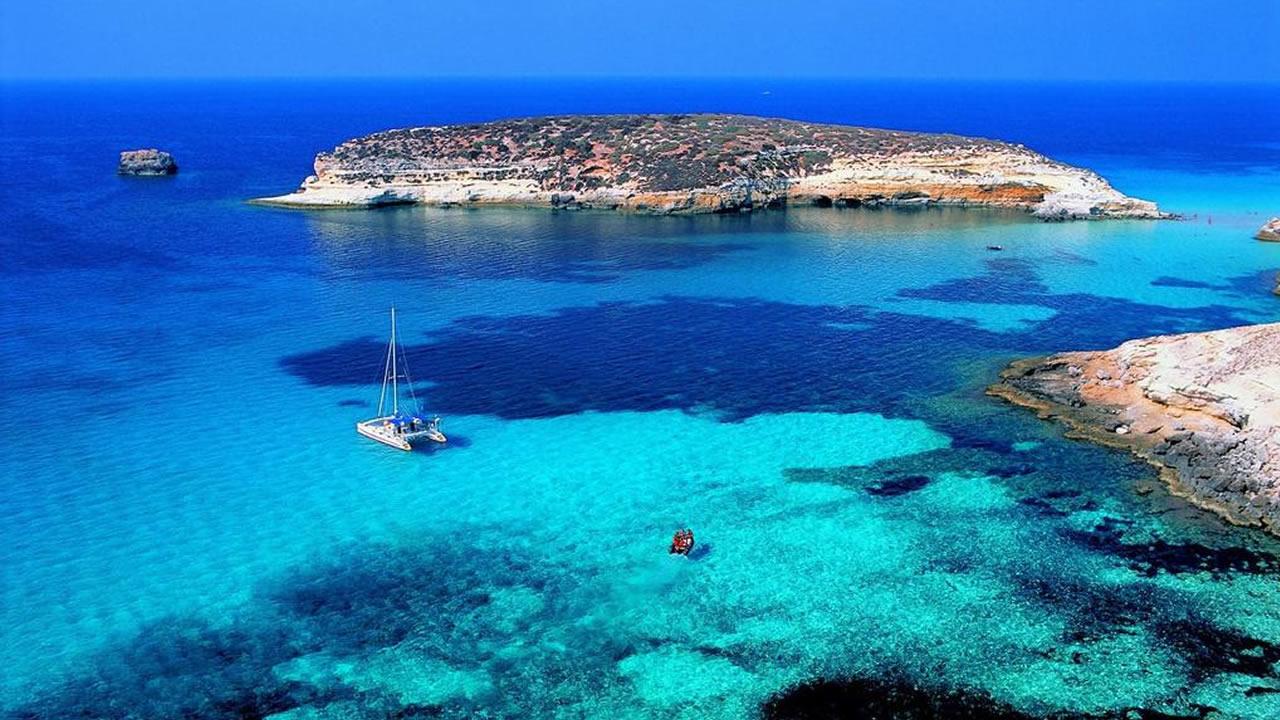 In vacanza a Lampedusa