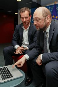 Schultz signs ECI